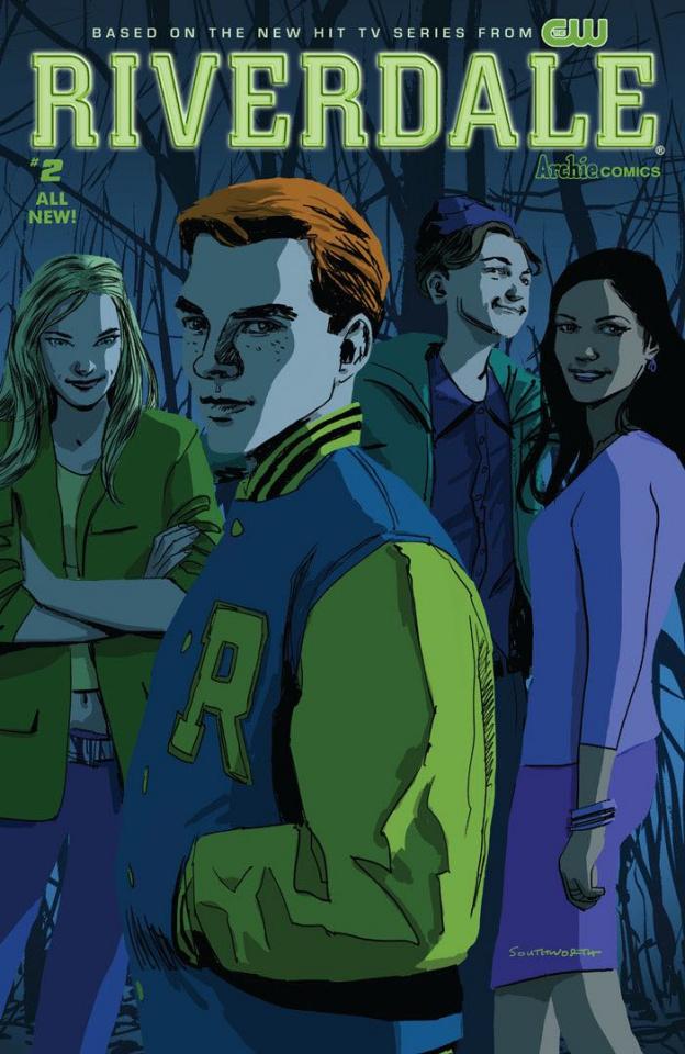 Riverdale #2 (Southworth Cover)