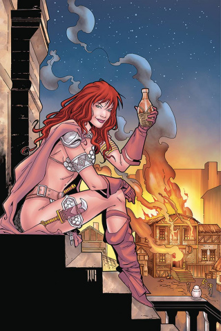 Red Sonja: The Price of Blood #2 (Geovani Virgin Cover)