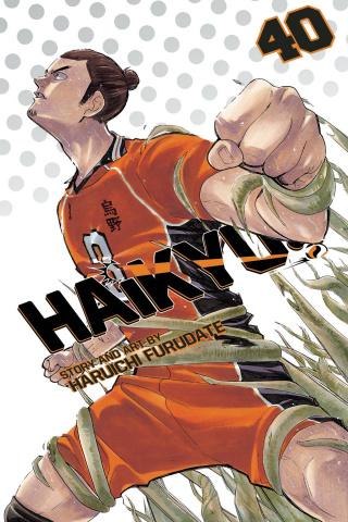 Haikyu!! Vol. 40