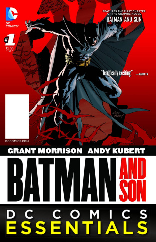 Batman Essentials: Batman and Son #1