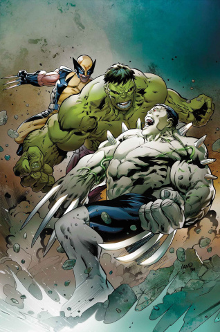 Hulkverines #1