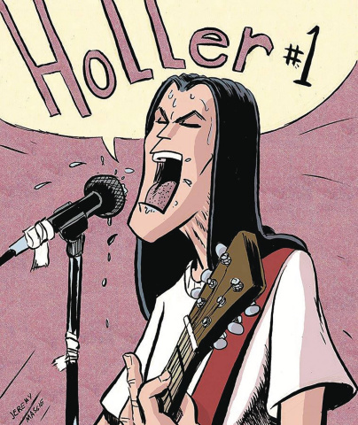 Holler #1 (Massie Cover)