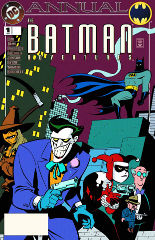 The Batman Adventures Vol. 3