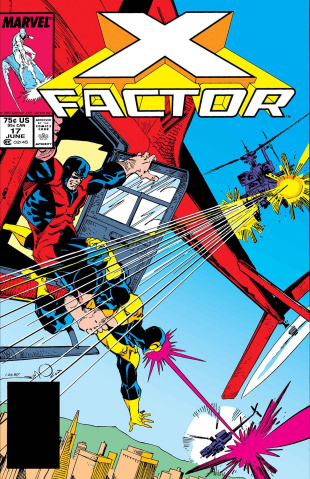 X-Men: Rictor #1 (True Believers)