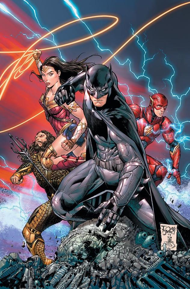 Batman #34 (Variant Cover)