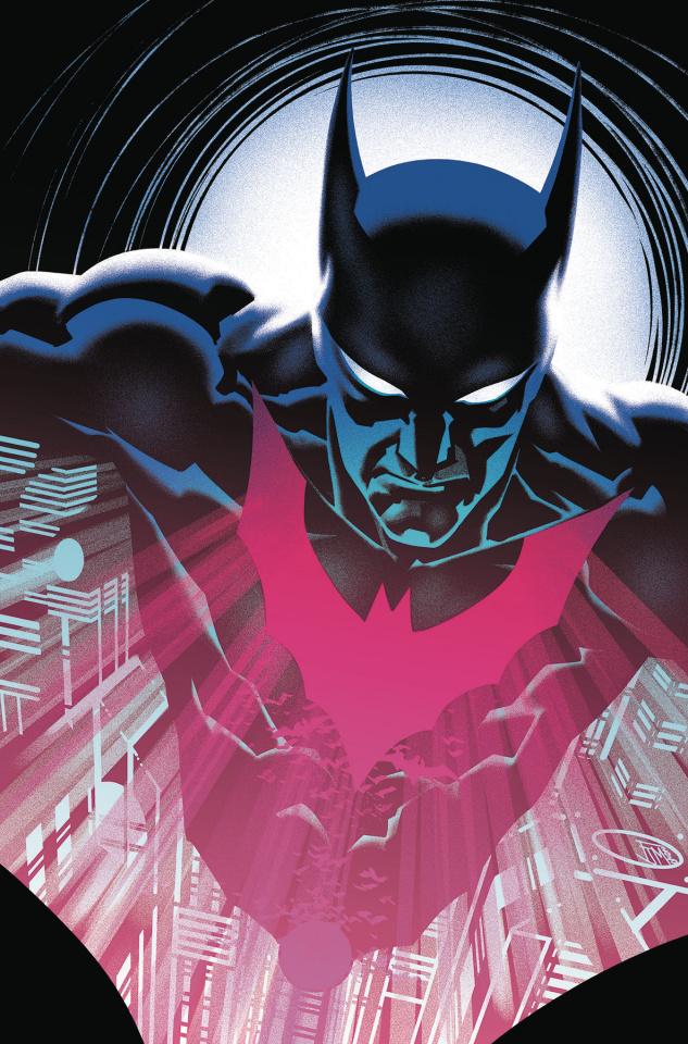 Batman Beyond #46 (Francis Manapul Cover)
