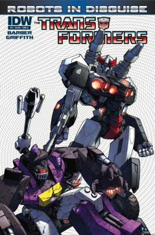 The Transformers: Robots in Disguise #4