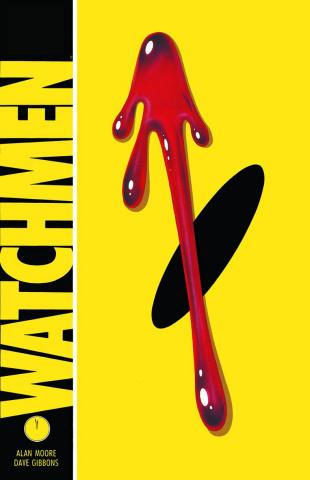 Watchmen #1 (DC Comics Essentials)