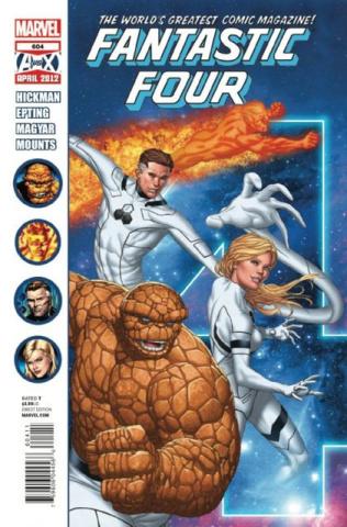 Fantastic Four #604