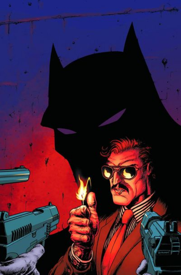 Batman Incorporated #3