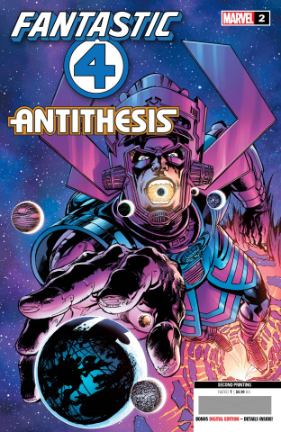 Fantastic Four: Antithesis #2 (Neal Adams 2nd Printing)