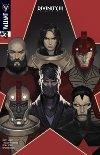 Divinity III: Stalinverse #3 (Djurdjevic Cover)