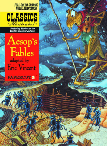 Classics Illustrated Vol. 18: Aesop's Fables