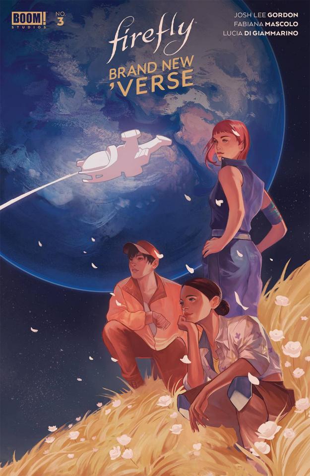 Firefly: Brand New 'Verse #3 (Khalidah Cover)