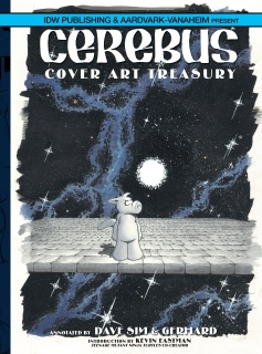 Cerebus: Cover Art Treasury