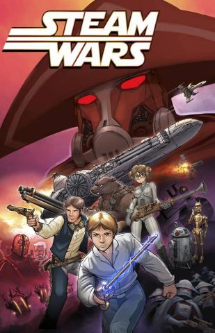 Steam Wars #4