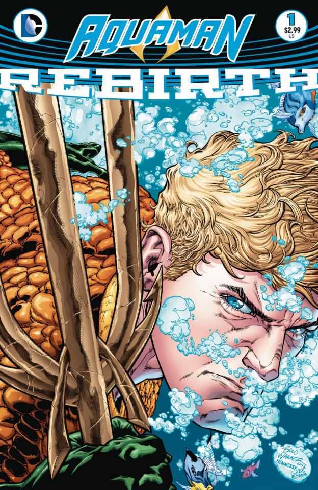 Aquaman: Rebirth #1