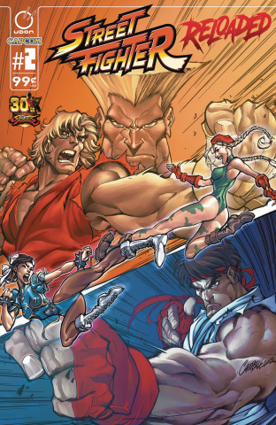 Street Fighter: Reloaded #2