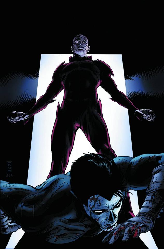 Shadowman #8