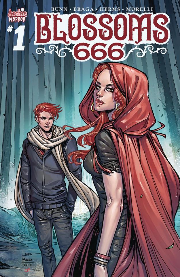 Blossoms 666 #1 (Braga Cover)