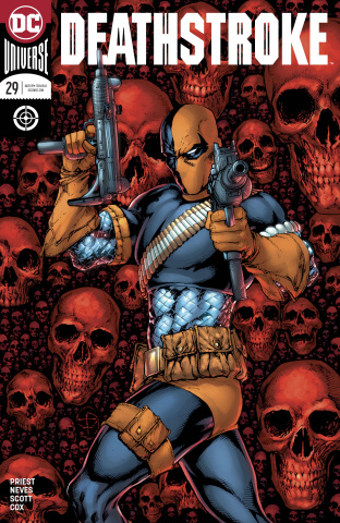 Deathstroke #29 (Variant Cover)