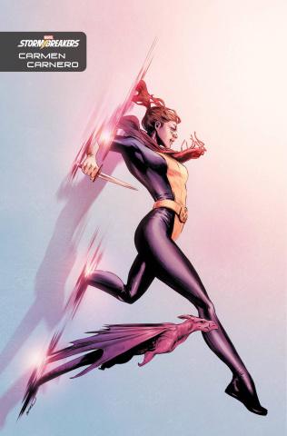 X-Men #15 (Carnero Stormbreakers Cover)