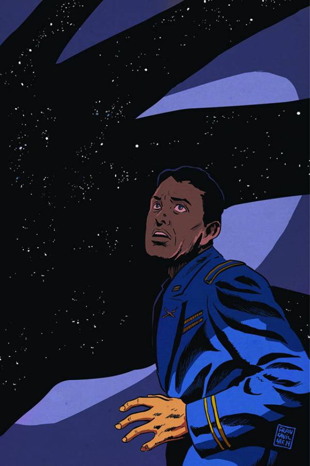 The Twilight Zone: Shadow & Substance #3 (25 Copy Francavilla Virgin Cover)