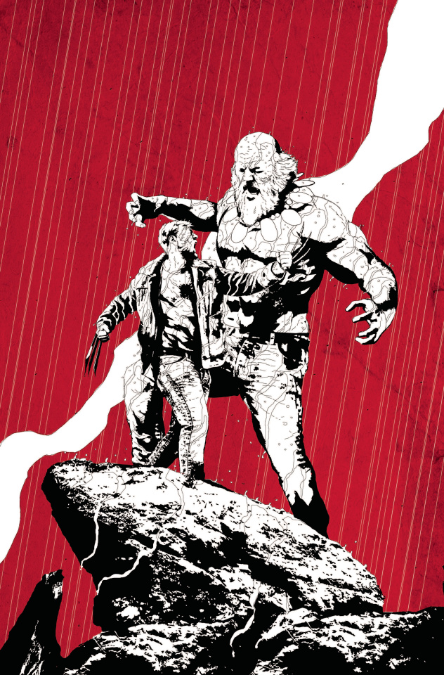 Old Man Logan #49