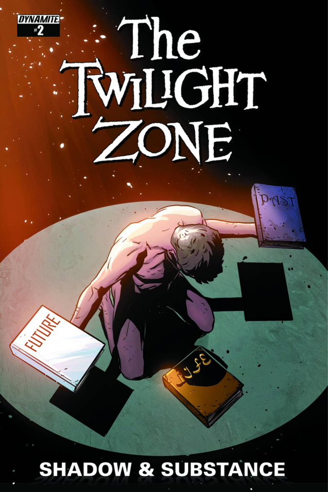 The Twilight Zone: Shadow & Substance #2 (Vilanova Cover)