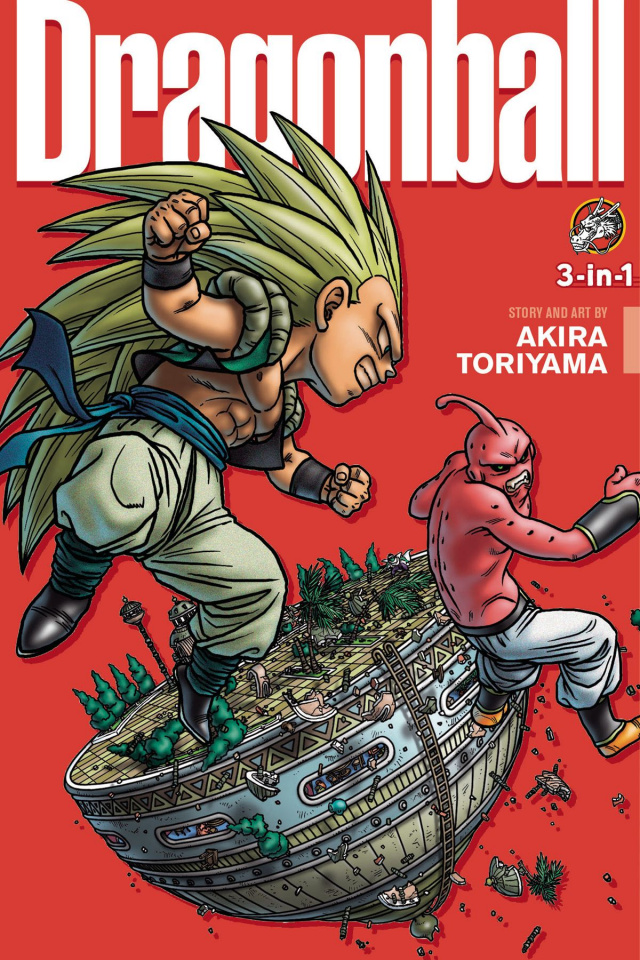 Dragon Ball Vol. 14 (3-in-1 Edition)