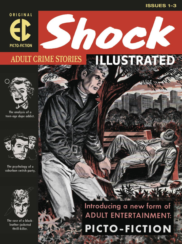EC Archives: Shock Illustrated