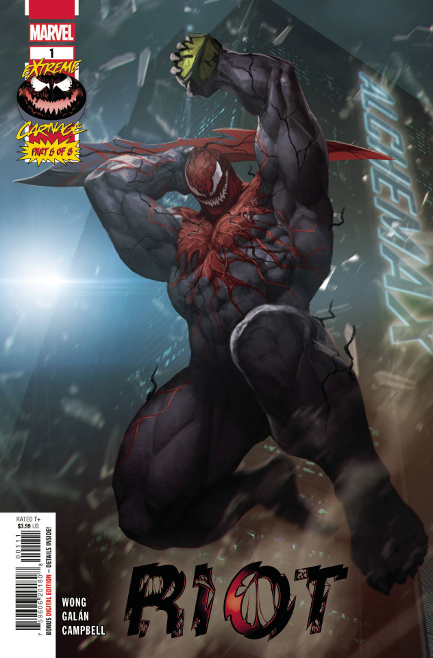 Extreme Carnage: Riot #1