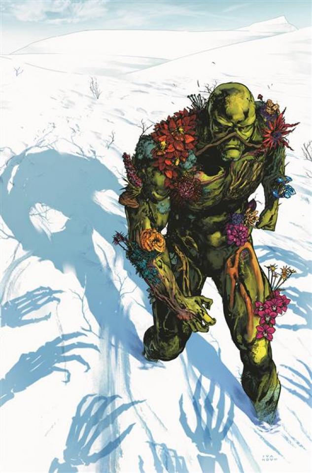 Future State: Swamp Thing #2 (Dima Ivanov Card Stock Cover)