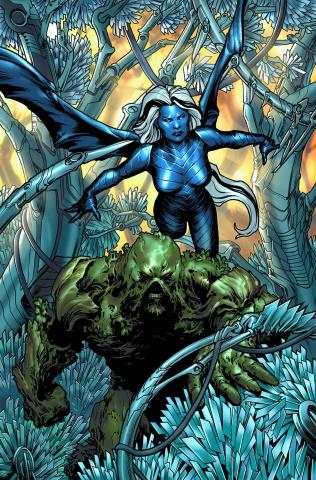 Swamp Thing #39