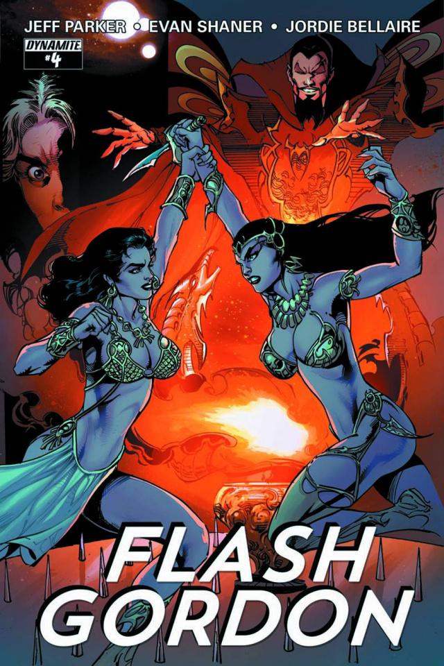 Flash Gordon #4 (80th Annversary Cover)