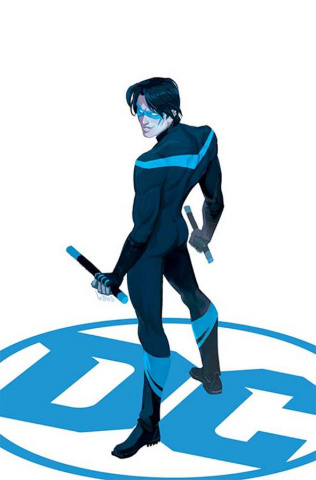 Nightwing: Rebirth #1 (Variant Cover)