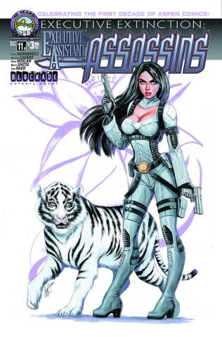 Executive Assistant: Assassins #11 (Oum Cover)