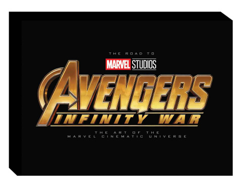 The Road to Avengers: Infinity War - The Art of the Marvel Cinematic Universe Vol. 2 (Slipcase)