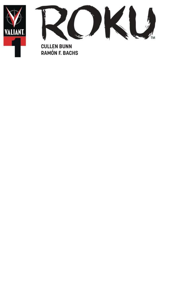 Roku #1 (Blank Cover)