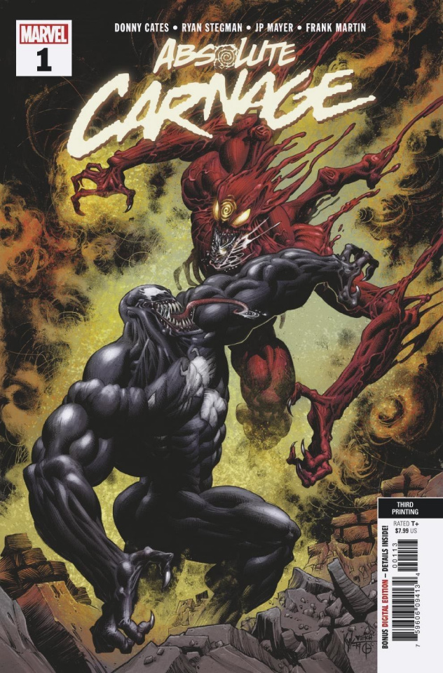 Absolute Carnage #1 (New Art Hotz Cover)