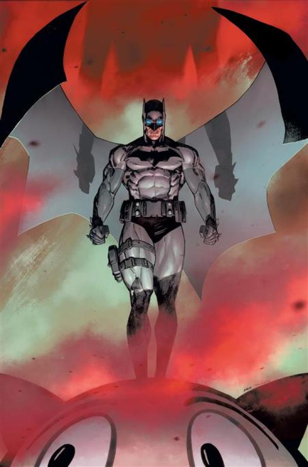 Batman / Catwoman #8 (Clay Mann Cover)