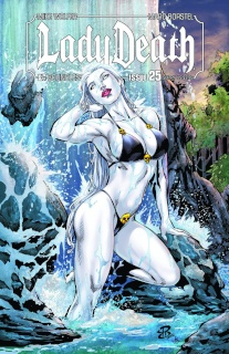 Lady Death #25 (Sultry Cover)