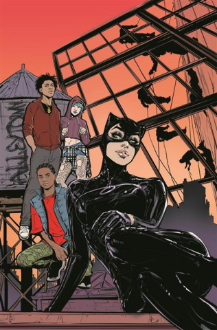 Catwoman Vol. 4: Come Home, Alley Cat