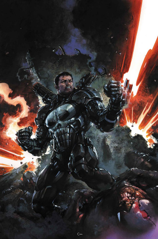 The Punisher #218: Legacy