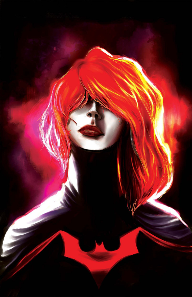 Batwoman #7 (Variant Cover)