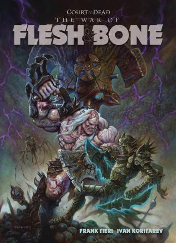 Court of Dead: The War of Flesh & Bone