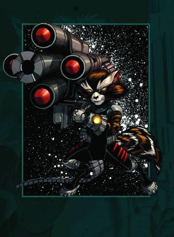 Rocket Raccoon: Tales from the Half World