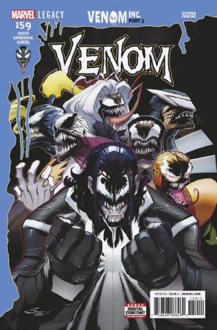 Venom #159 (2nd Printing)