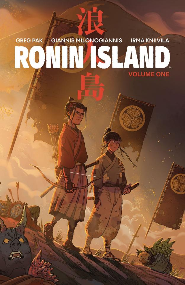 Ronin Island Vol. 1
