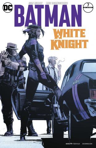 Batman: White Knight #7 (Variant Cover)